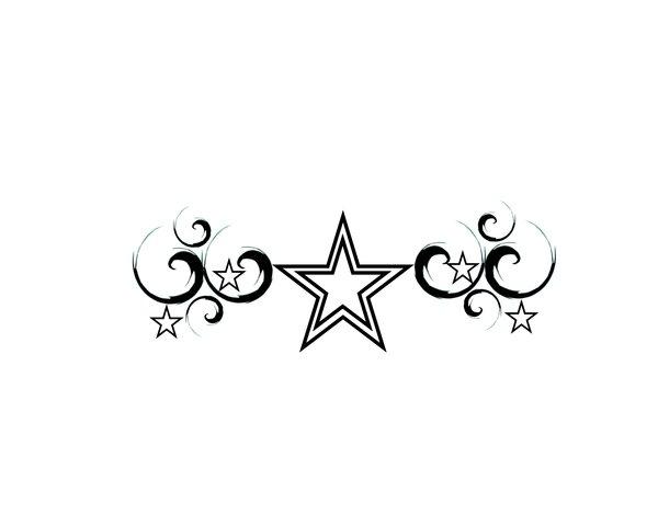 swirls tattoo designs clipartsco
