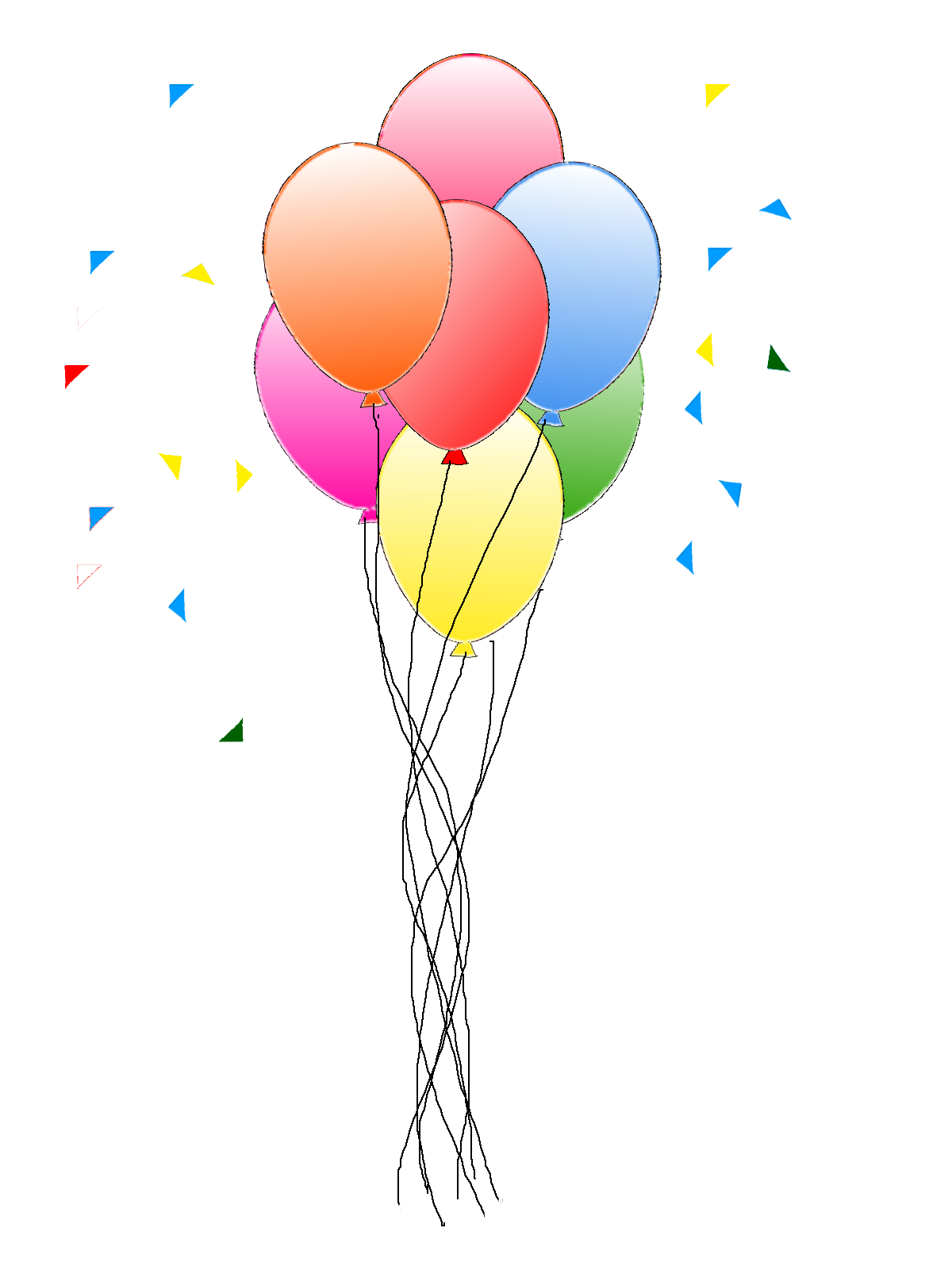 Pictures Of Party Balloons Cliparts Co