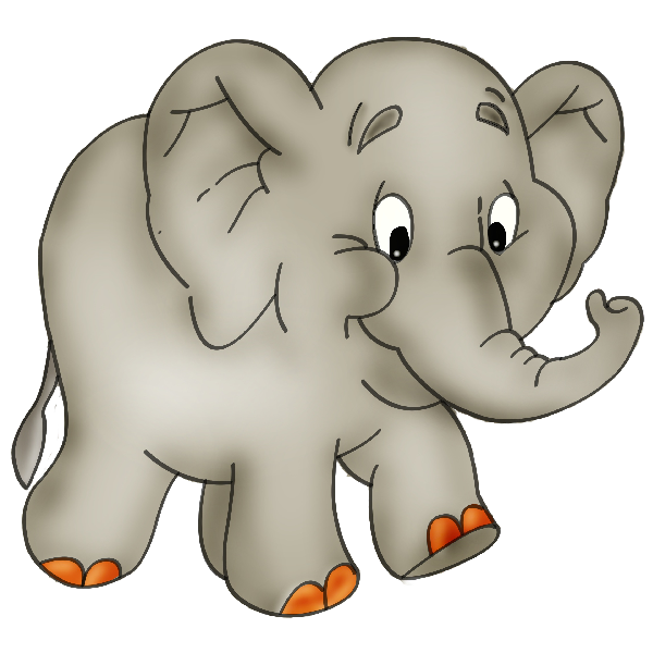 cartoon elephant wallpaper - photo #1