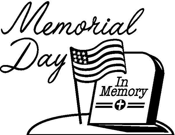 Clip Art Memorial Day Free - ClipArt Best