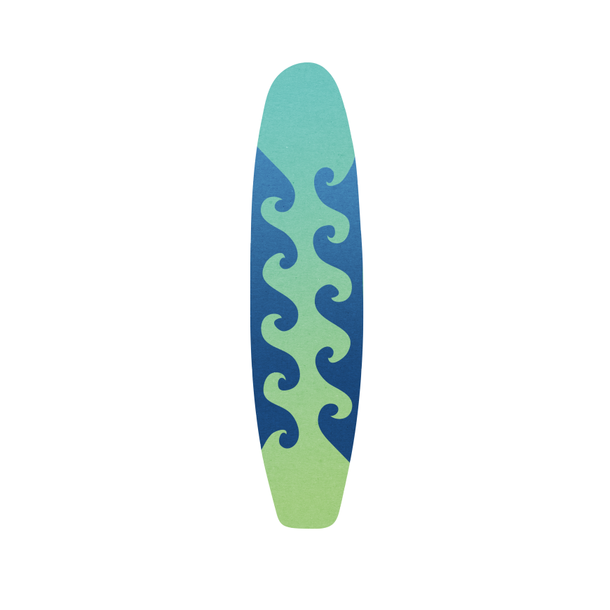 Clip Art Surfboard - Cliparts.co