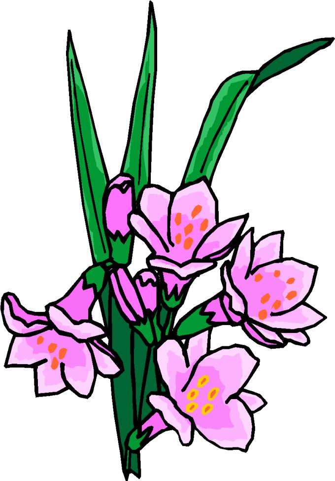 Clip Art Of Flower Bouquets