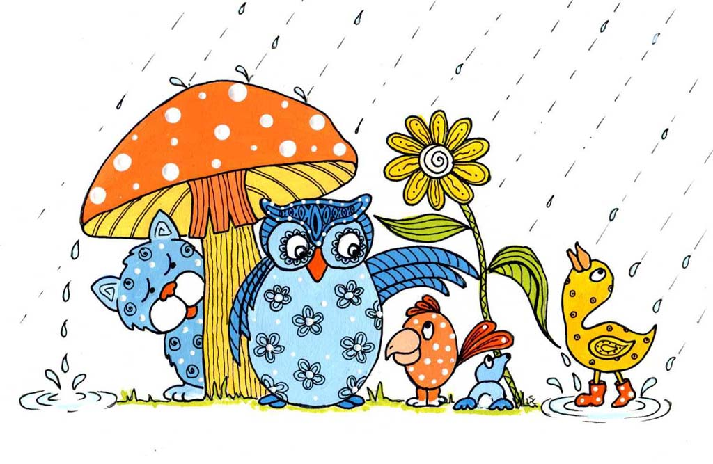 april showers clipart | Wallpapers Widescreen | Background ...