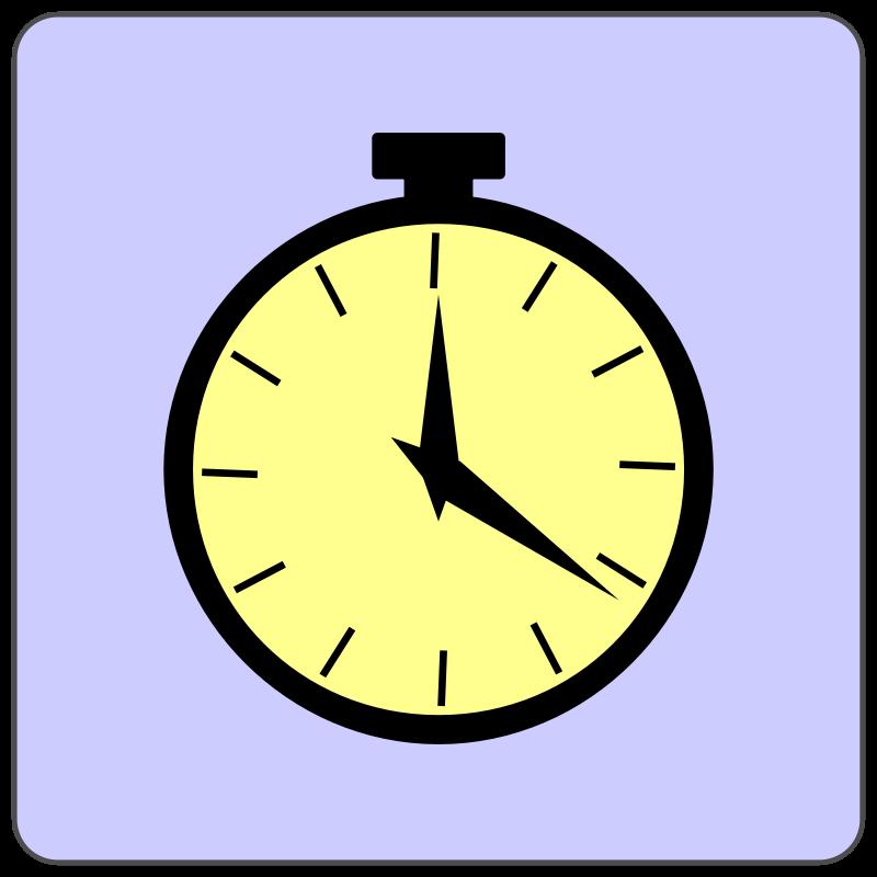 pocket watch clip art clipartsco
