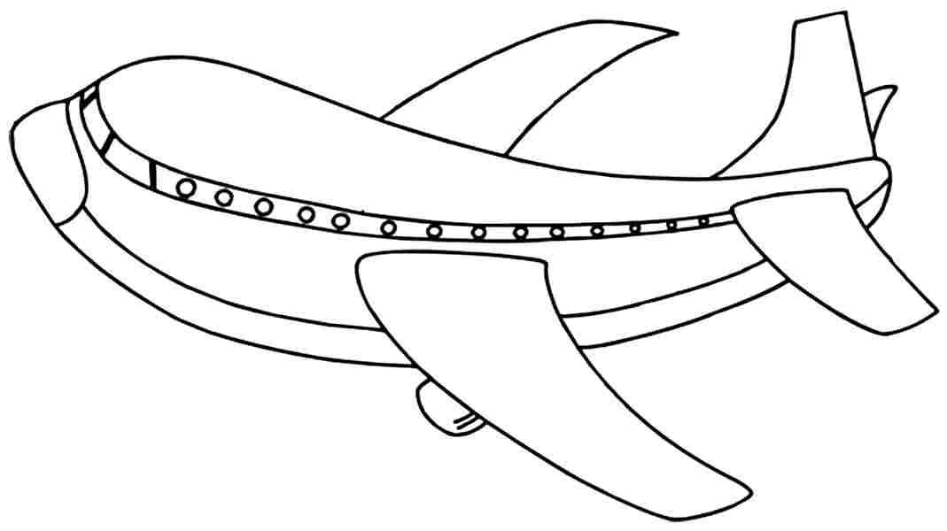 Air Plane Cartoon Clipartsco