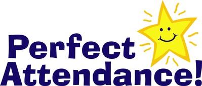 Perfect Attendance Clip Art - Cliparts.co