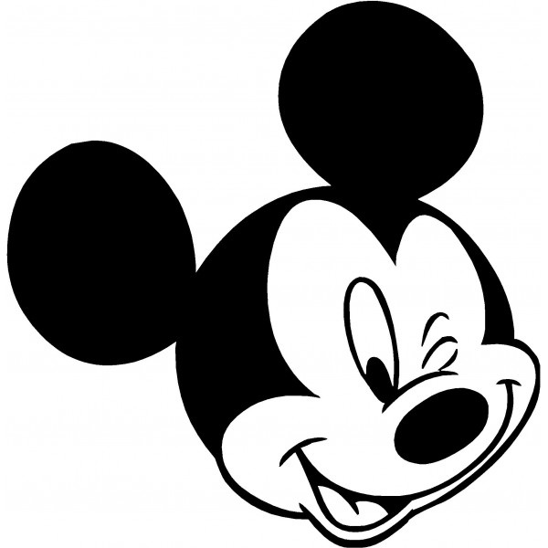 Mickey mouse wall decal highest quality images