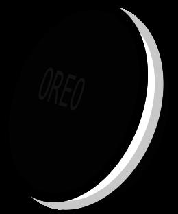 oreo cookie clip art cliparts co rh cliparts co Oreo Emblem Oreo Cookies