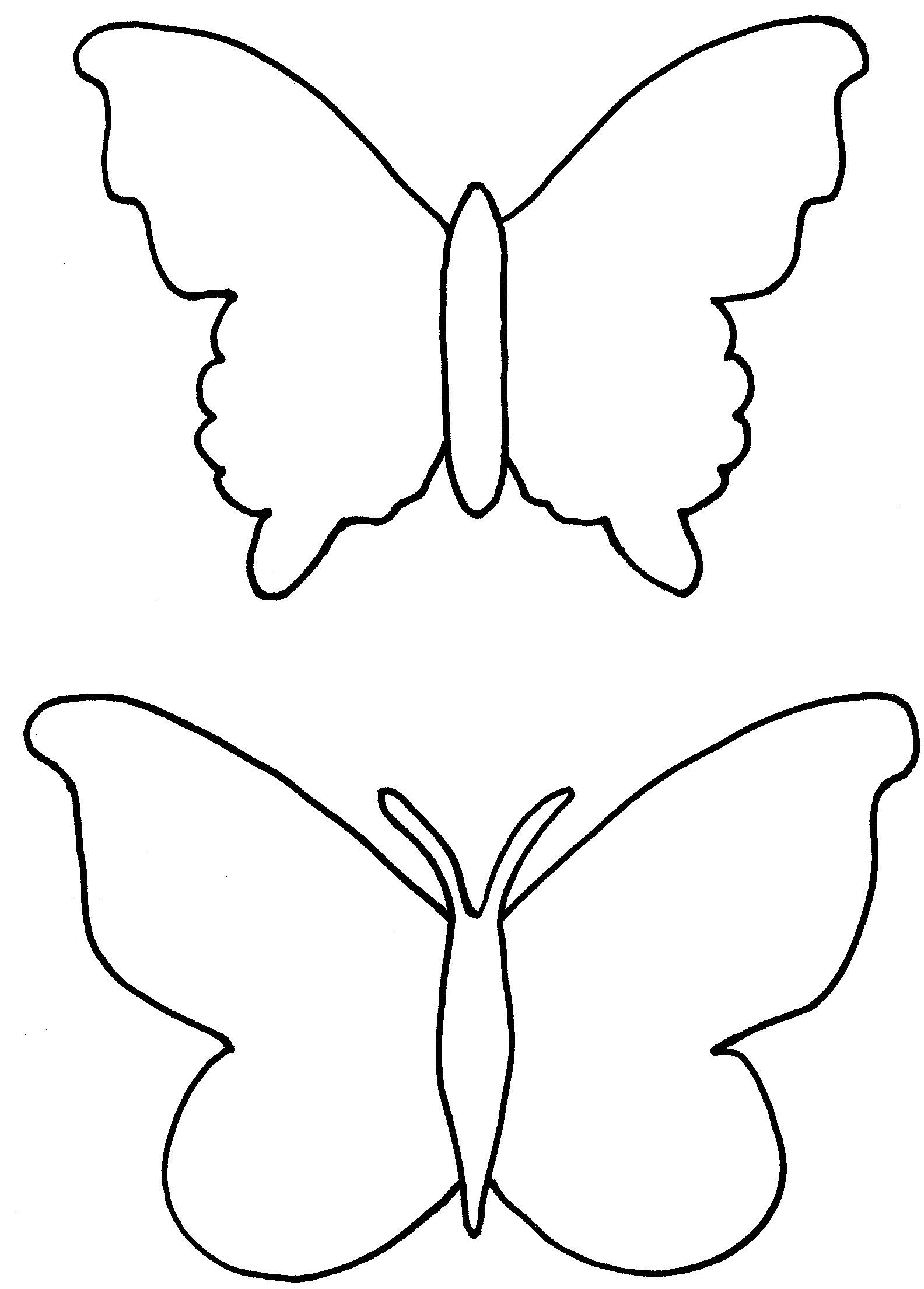 Nerdy image with regard to butterfly cut out printable