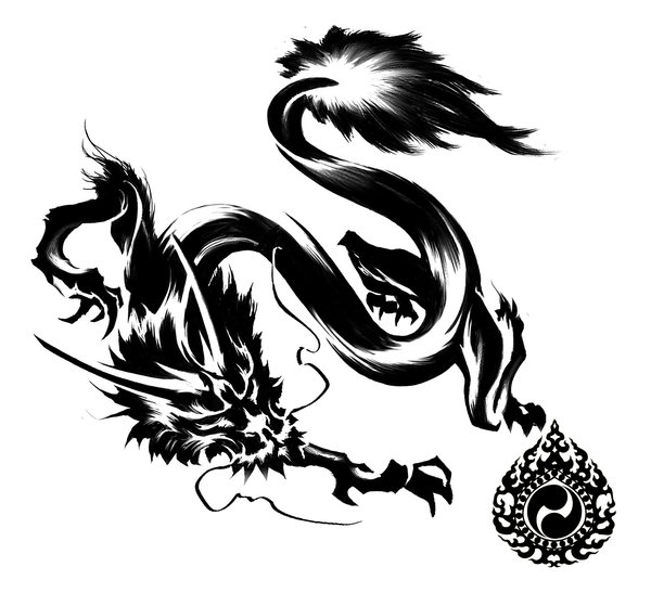 dragon graphic clipartsco