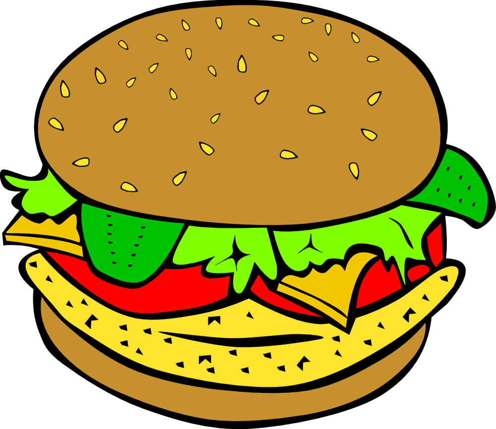 Fast Food Clipart | Clipart Panda - Free Clipart Images