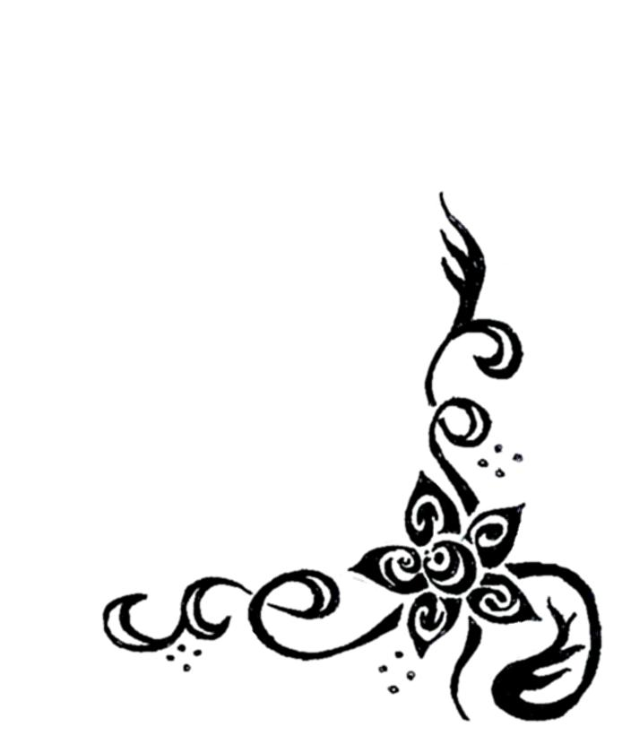 star flower tattoo designs. Black Bedroom Furniture Sets. Home Design Ideas