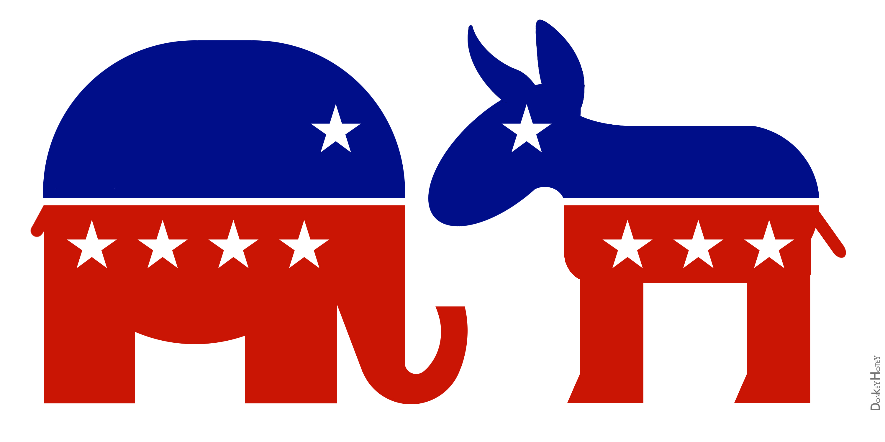 an overview of the democratic and republican parties of the united states
