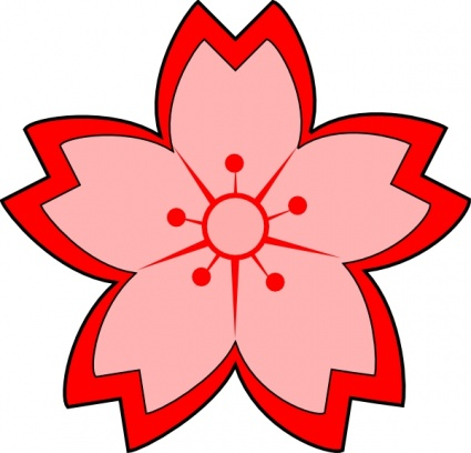 Cartoon Images Of Flowers - ClipArt Best