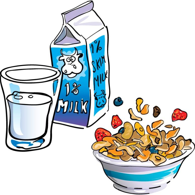 Eating Breakfast Clipart - Cliparts.co