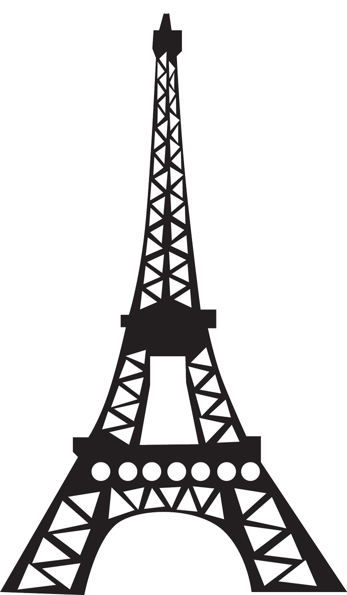 Eiffel Tower Drawing - ClipArt Best - Cliparts.co