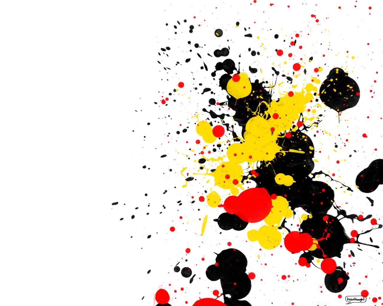 paintball splat backgrounds - photo #18
