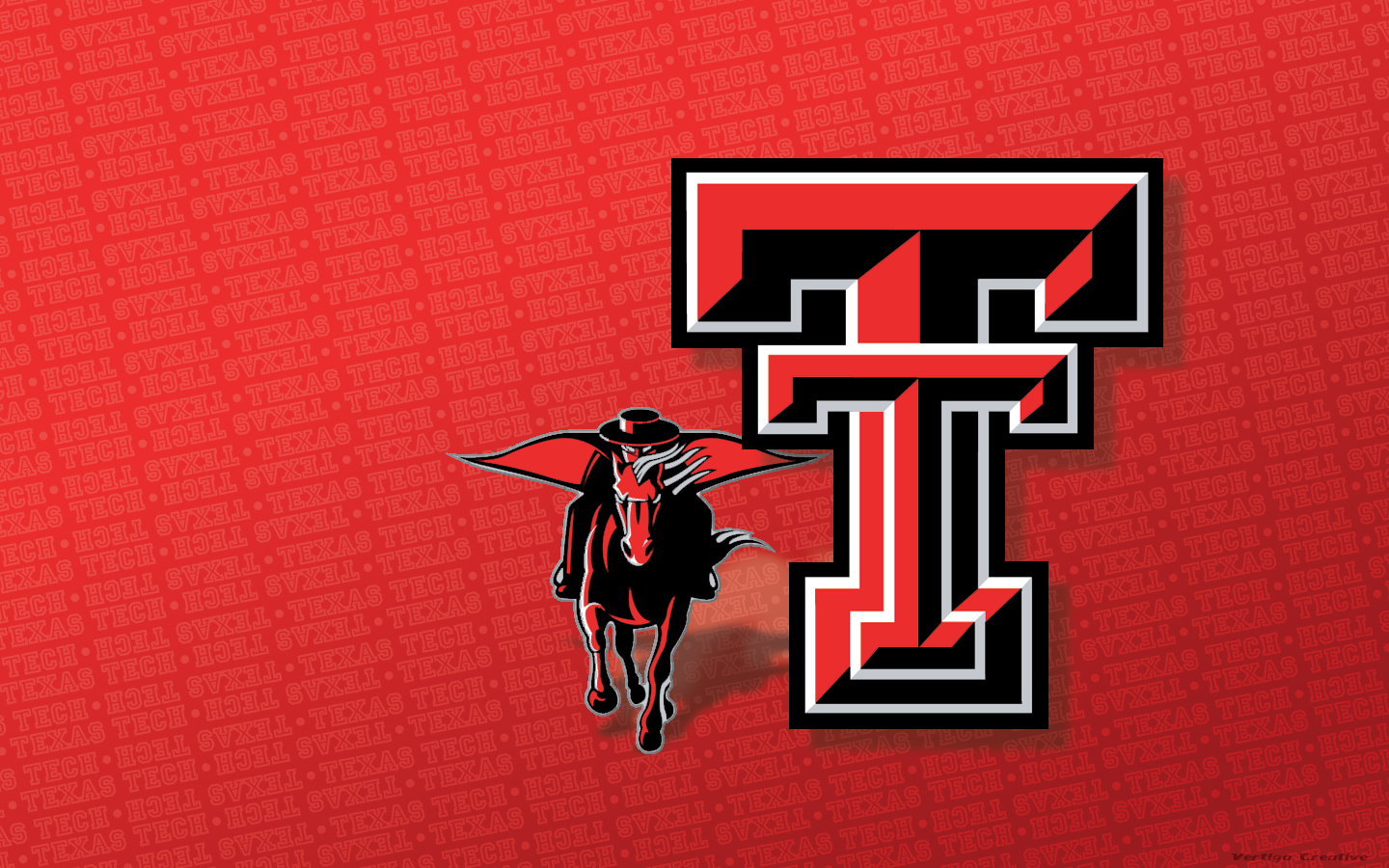 Texas Tech Logo : Desktop and mobile wallpaper : Wallippo
