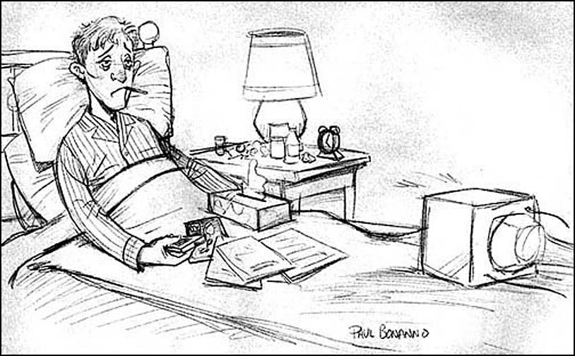 Sick Cartoons - Clipar...