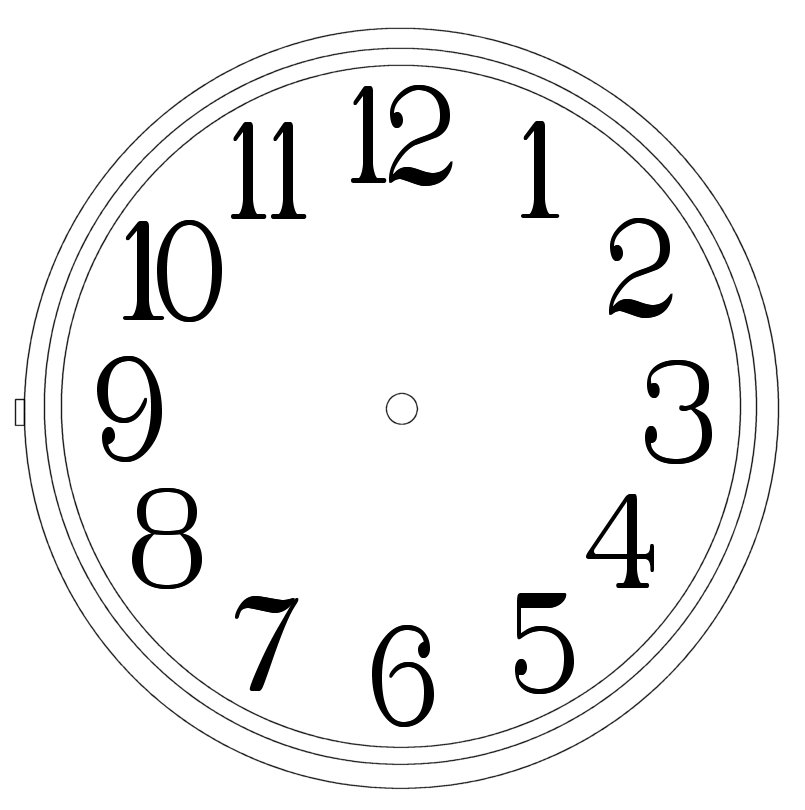 Clock Images Free Cliparts Co
