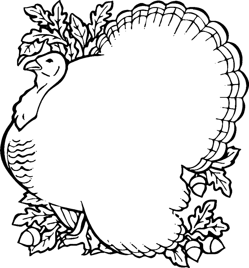 Thanksgiving Coloring - Android Apps On Google Play ...
