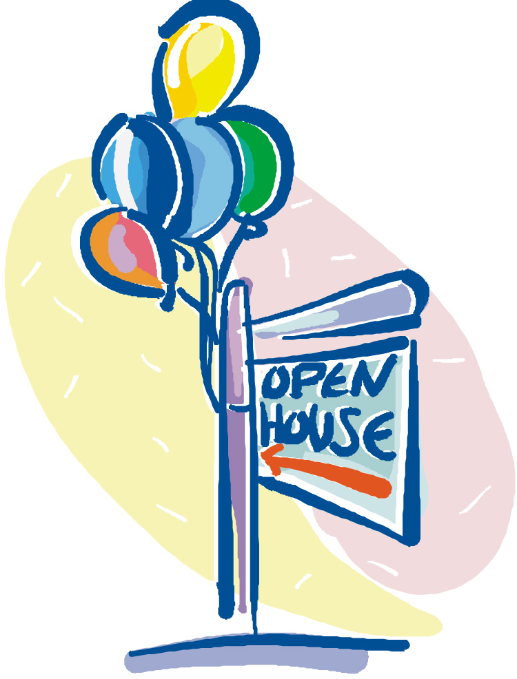 school open house clip art - photo #16