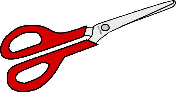 clip art scissor line - photo #27