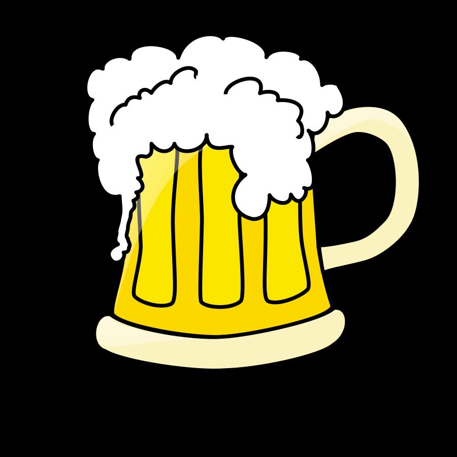 Beer Mug Clipart, vector clip art online, royalty free design ...