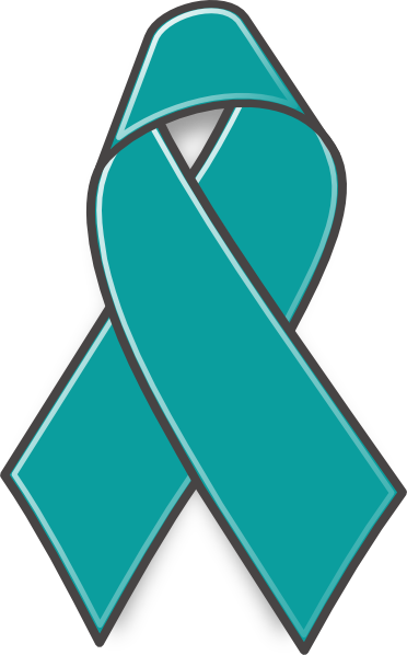 Ovarian Cancer Ribbon Clip Art - ClipArt Best