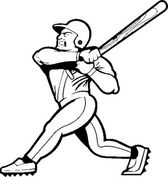 Engraving Creations - Clipart - Baseball