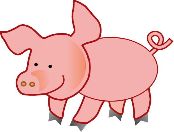 Little Pigs Clipart - Cliparts.co