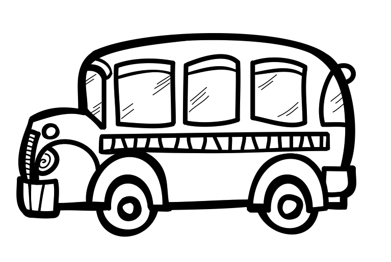 Clipart School Bus - Cliparts.co