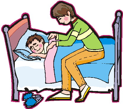 Clip Art - Clip art sleeping 614183