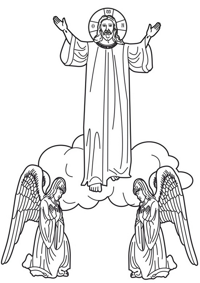 Black And White Images Of Jesus - Cliparts.co