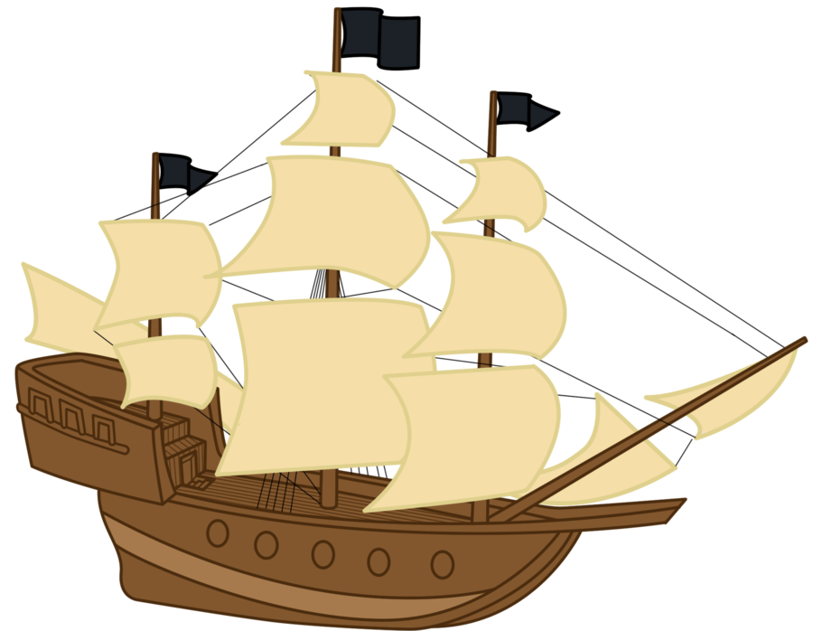 Cartoon Pirate Ship Pictures