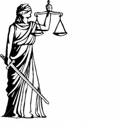 lady justice clip art clipartsco