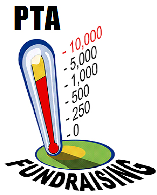 Online Fundraising Thermometer - ClipArt Best
