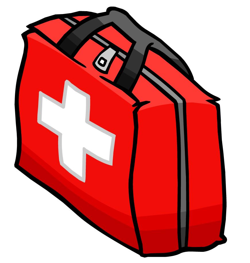 First Aid Kit Clip Art...