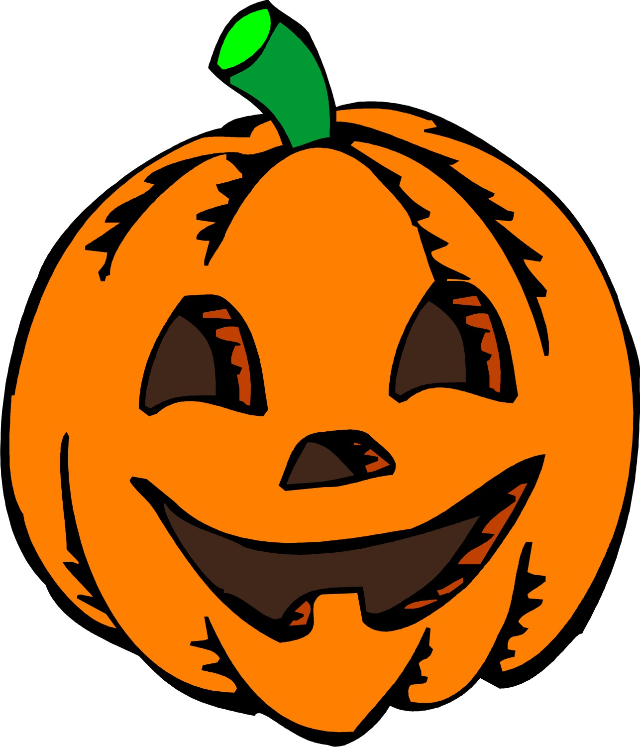 Cartoon Pictures Of Pumpkins - Cliparts.co