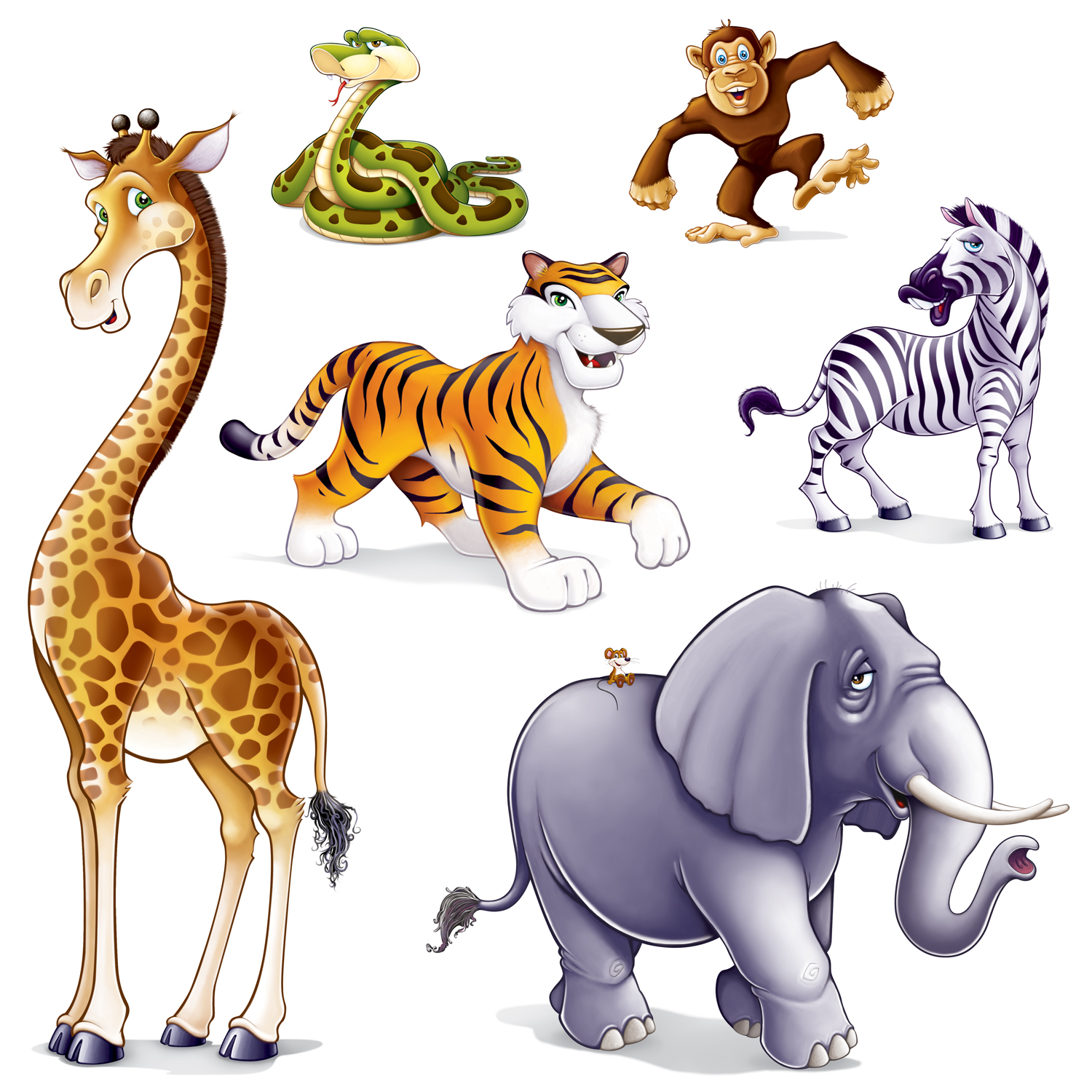 Baby Animal Clipart Clipartsco