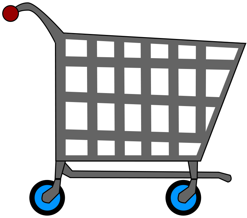 Shopping Cart Clip Art - Cliparts.co