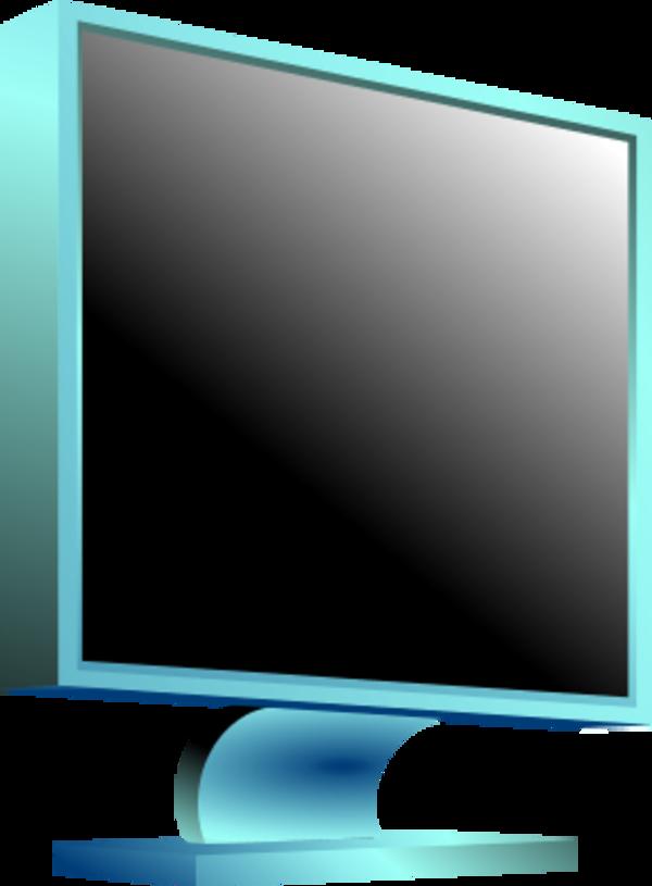 led monitor clipart - photo #12