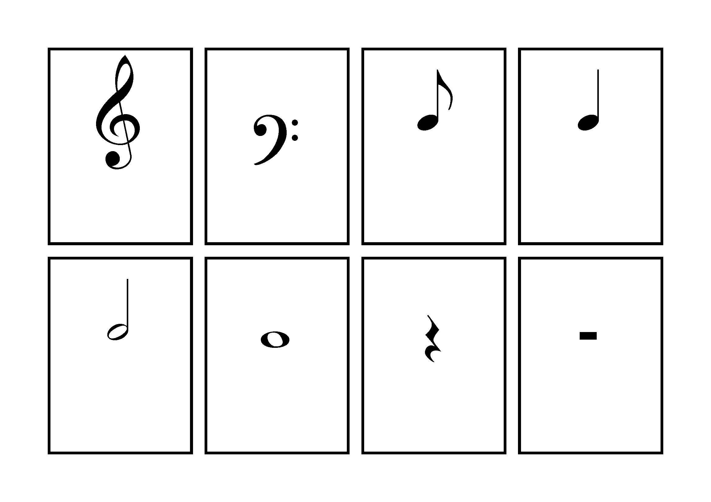 Dynamite image in printable music notation