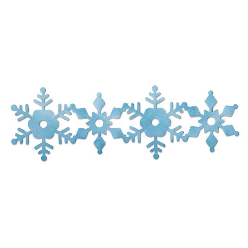 free snow clip art borders - photo #19