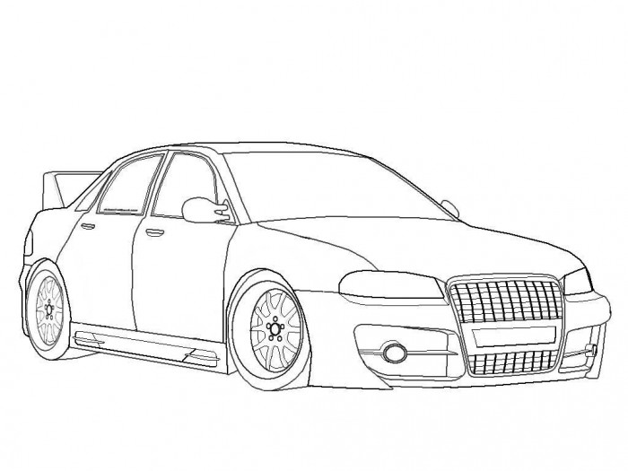 Coloring Pages Cars Mack : How to draw mack from cars cliparts