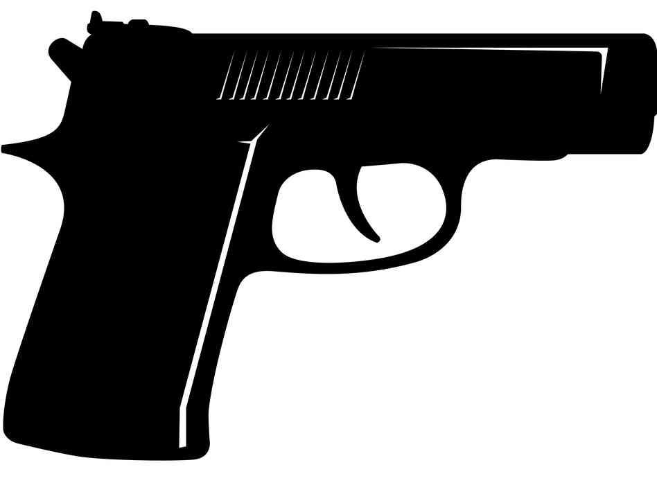Cartoon Gun - Cliparts.co