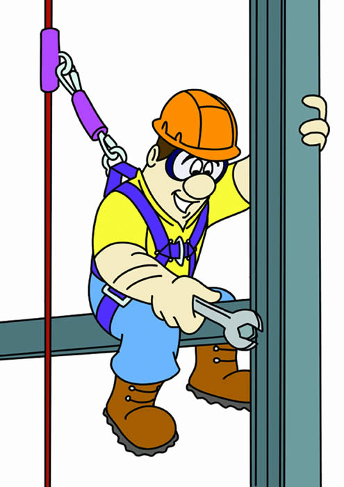 Safety Cartoon Images Cliparts Co