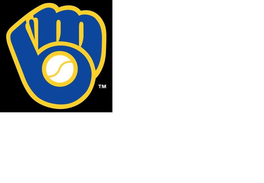 Milwaukee Brewers Logo Graphics, Pictures, & Images for Myspace ...
