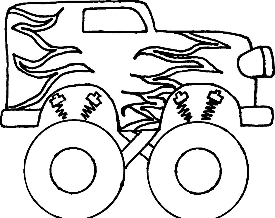 besides  together with  additionally 2f01eb07fea49c55f53558b2ee1def19 moreover Monster Truck Running Over Cars Coloring Page in addition Monster Truck Coloring Pages Images likewise Monster truck clip art black and white clipartfox 2 also Monster Truck Coloring moreover Monster Truck Color Page additionally  further 6TyXKedac. on monster truck clip art coloring pages