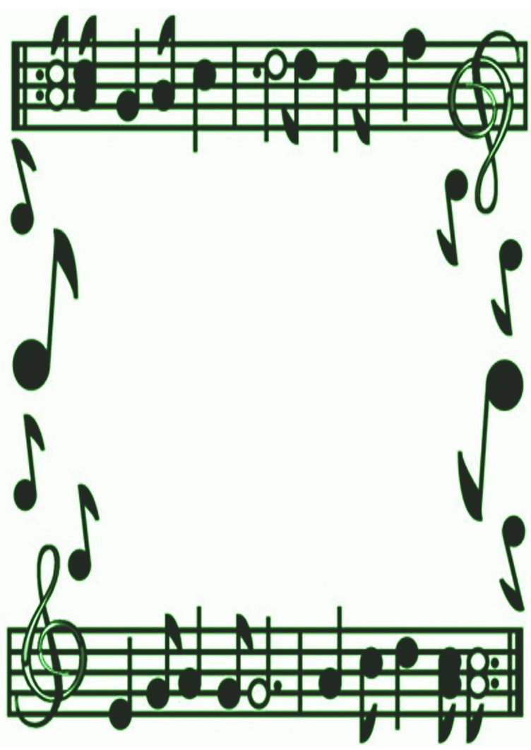 Free Music Clipart Borders - Cliparts.co